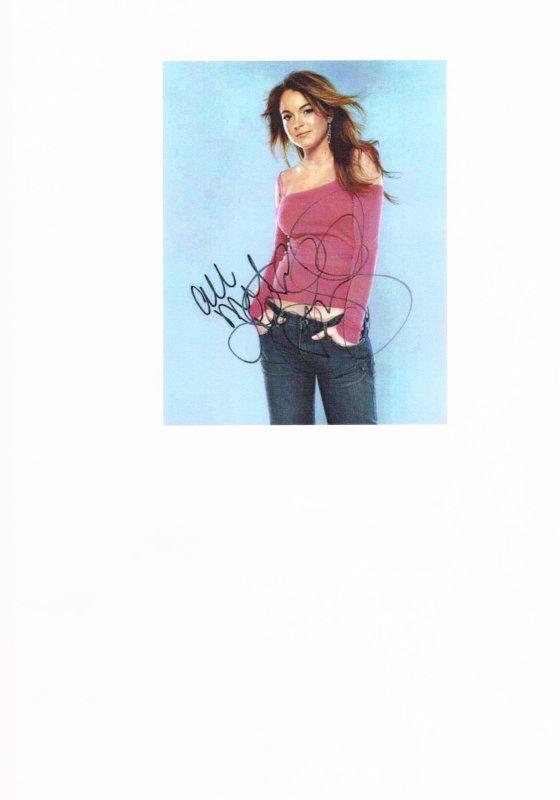 213. Lindsay LOHAN