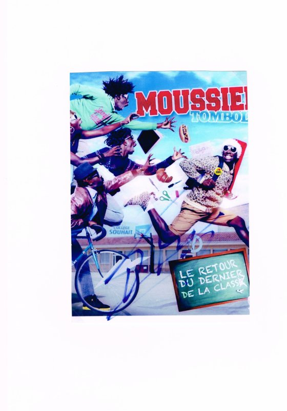 223. MOUSSIER TOMBOLA