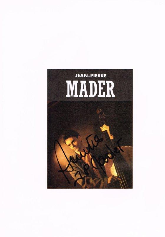 229. Jean-Pierre MADER