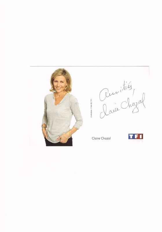 240. Claire CHAZAL
