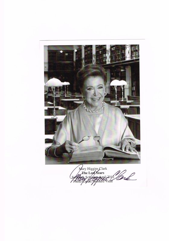 250. Mary Higgins CLARK