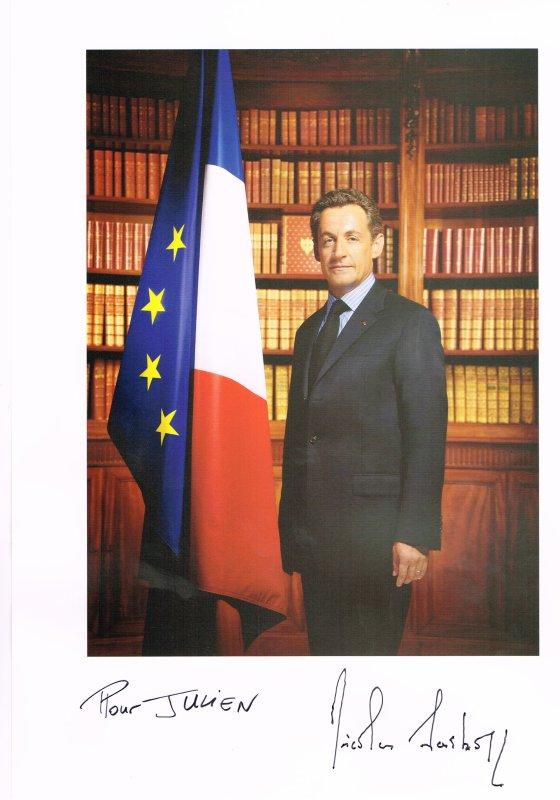 269. Nicolas SARKOZY