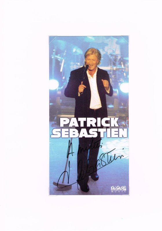 321. Patrick SEBASTIEN