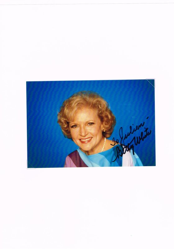 375. Betty WHITE