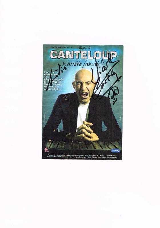 376.Nicolas CANTELOUP