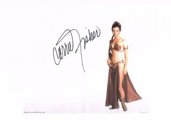 383. Carrie FISHER