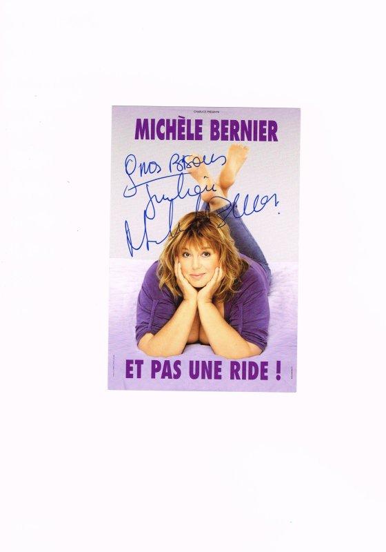 405. Michèle BERNIER
