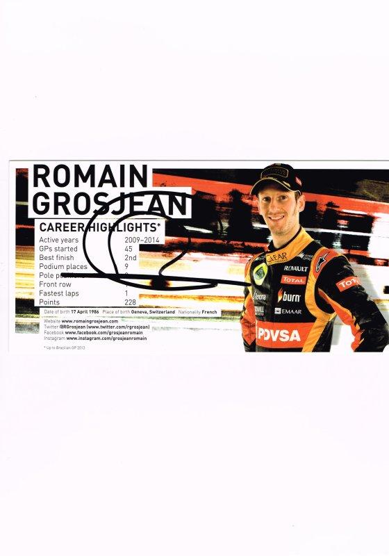 408. Romain GROSJEAN