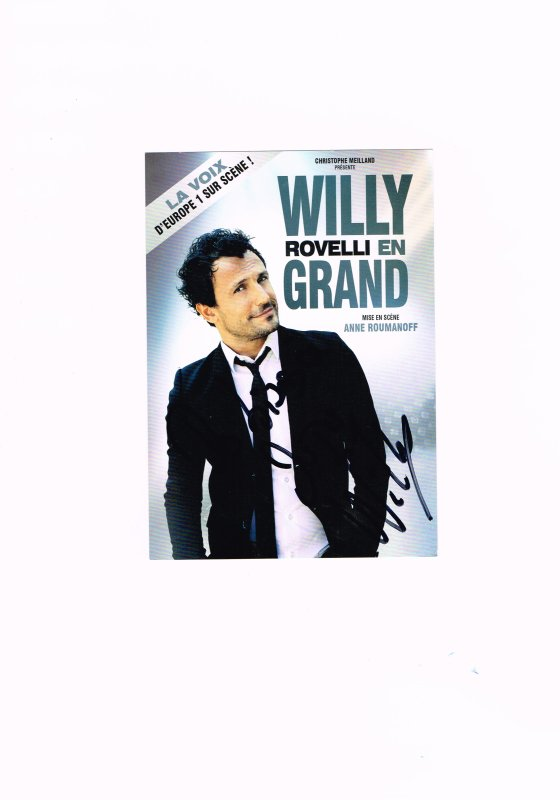 428. Willy ROVELLI