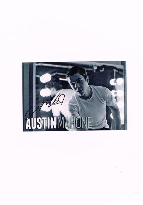 436. Austin MAHONE