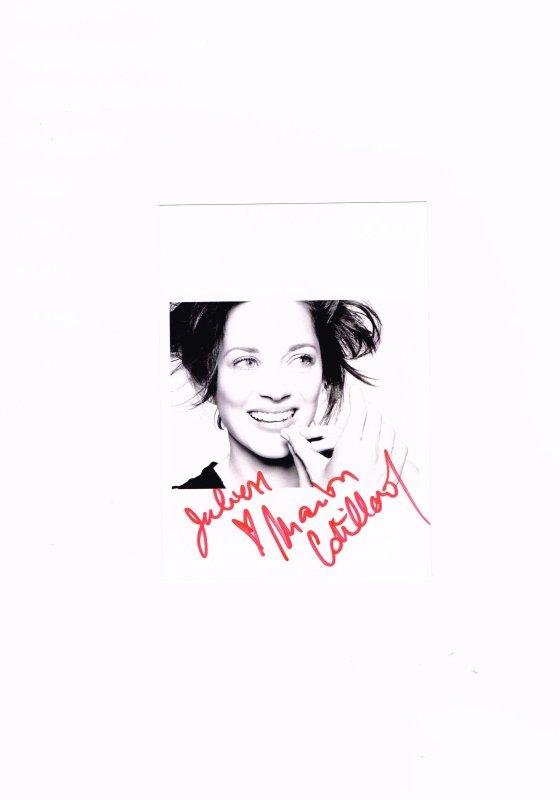 490. Marion COTILLARD