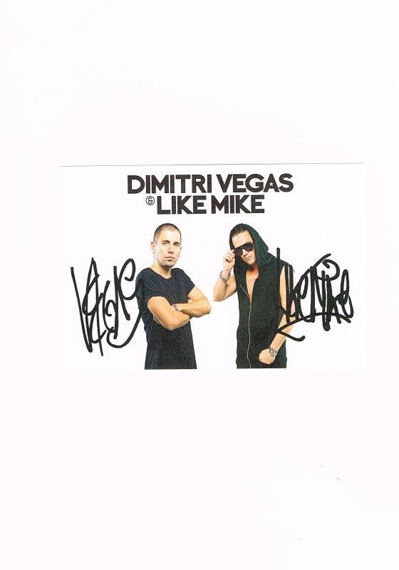 497. Dimitri VEGAS & Like MIKE