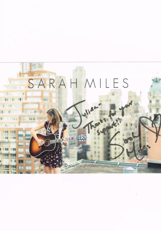 498. Sarah MILES