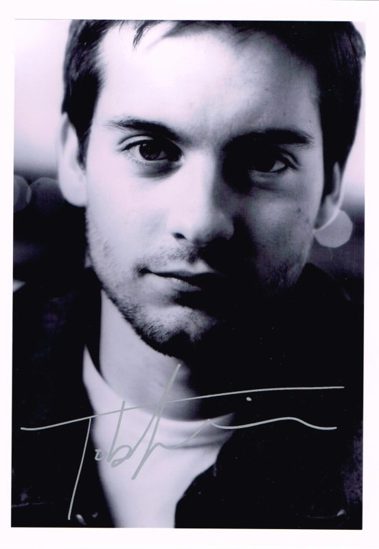 535. Tobey MAGUIRE
