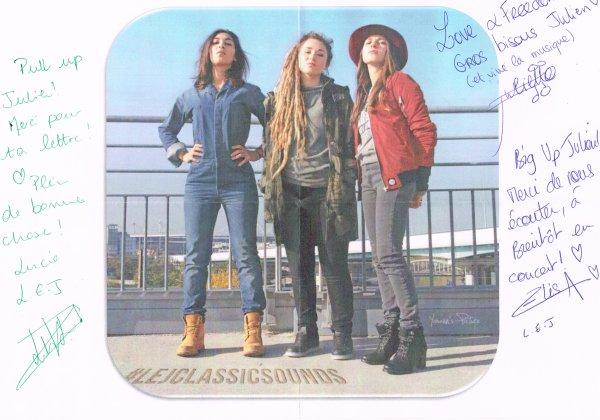 579. LEJ (Lucie, Elisa & Juliette)