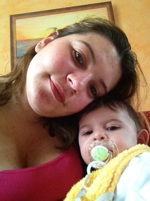 maman et son amour