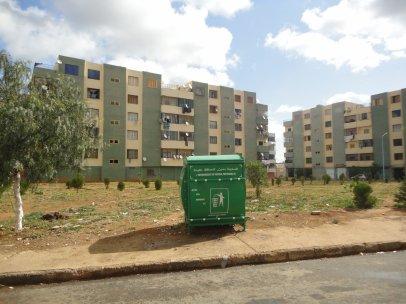 حي 270  سكن من  اعداد و  تقديم  بكاي  عمر 23-04-2011