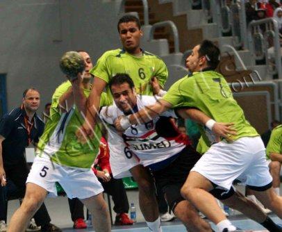 بطولة امم افريقيا لكرة اليد2012 بالمغرب من  اعداد  و تقديم  بكاي عمر
