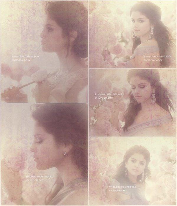 ".  PhotoShoot de  Selena Gomez  pour son Album ""A Year Without Rain"" ."