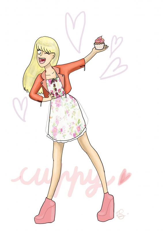 Cuppy-World ! ♥♥