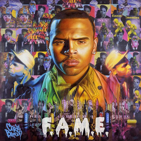 F.A.M.E / Chris Brown - All Back (2011)