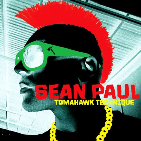 Tomahawk Technique / Sean Paul - Put It On You (2012)