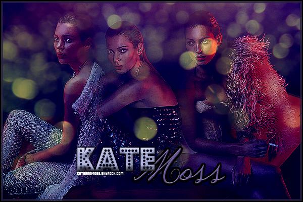 / Bienvenue sur ta source consacrée au top britannique Kate Moss : KateAnnMoss.skyrock.com !  /