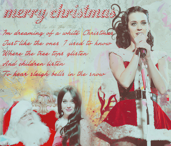 White Christmas - Katy Perry