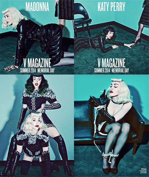 Photoshoot : V Magazine été 2014