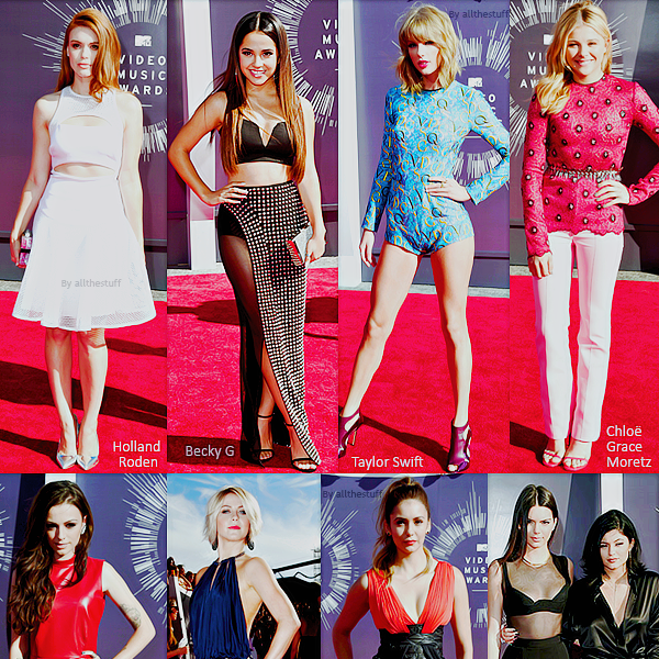 MTV Video Music Awards 2014.
