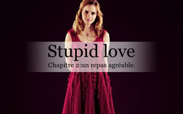 Stupid Love: chapitre 2