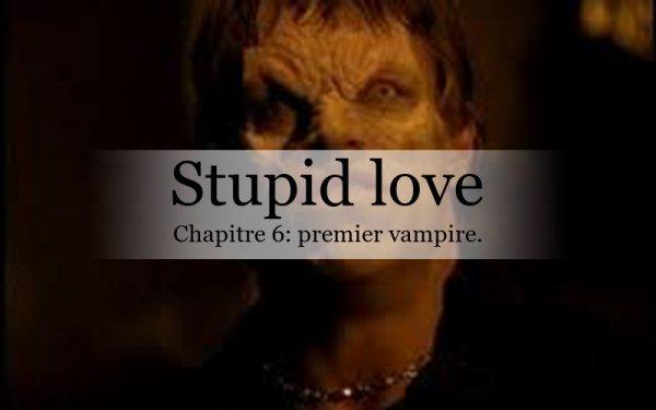 Stupid Love: chapitre 6