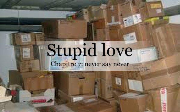 Stupid Love: chapitre 7