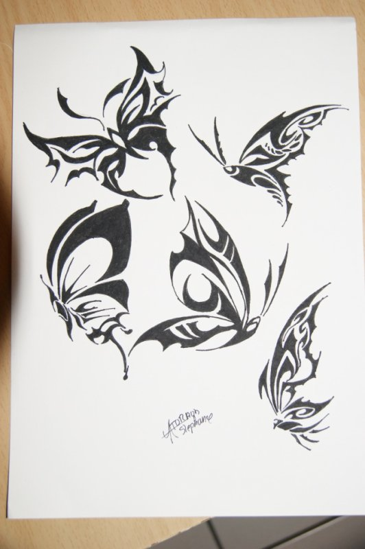 dessin de tatouage