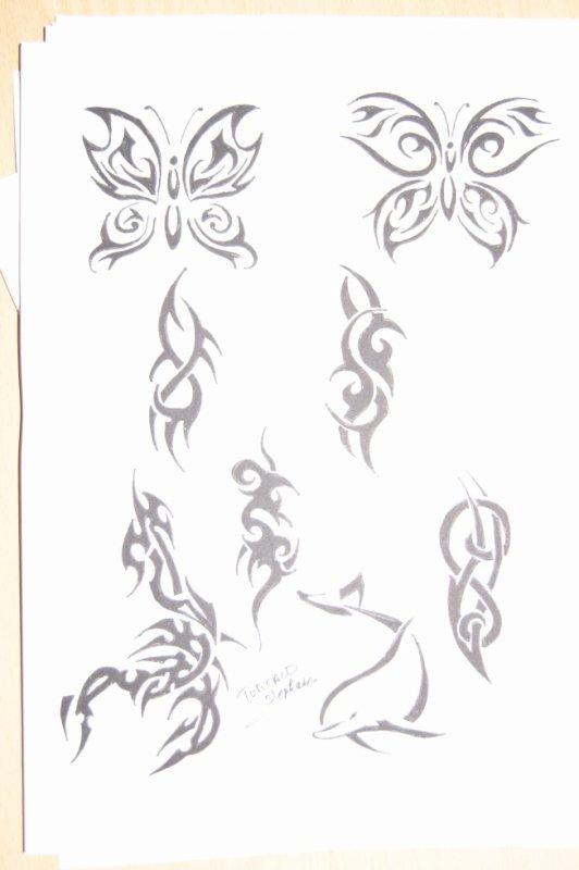 mes dessin de tatouage