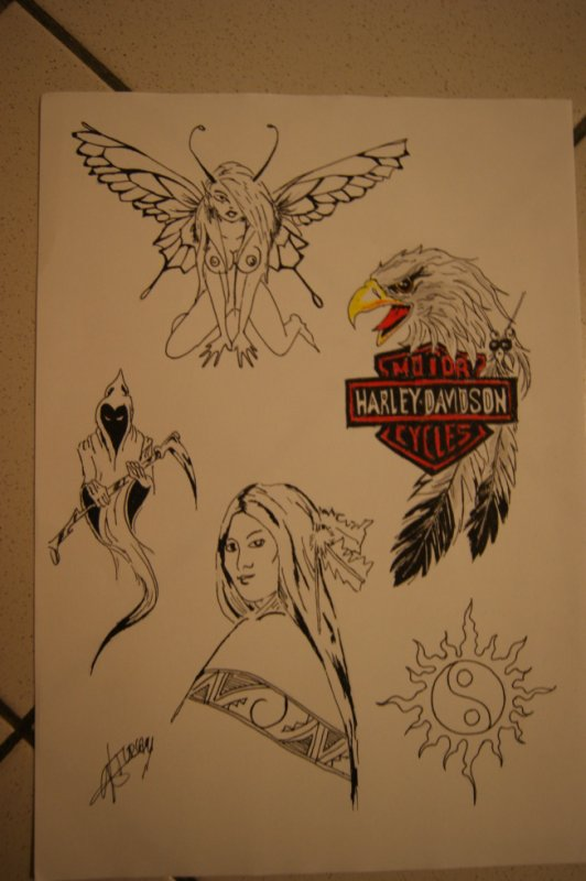 mes dessins tattoo