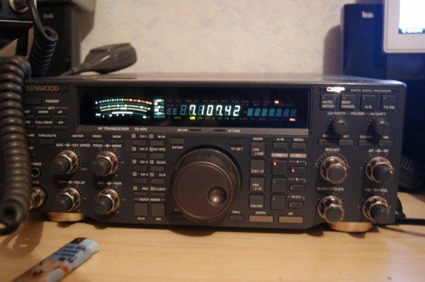 KENWOOD TS 870