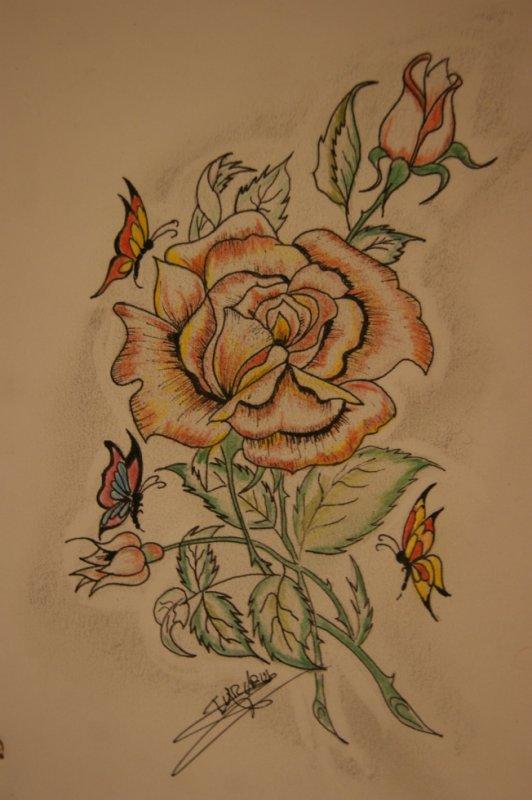 un de mes dernier dessin