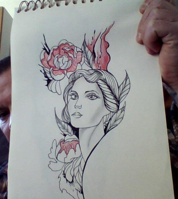 nouveaux dessin fait par moi