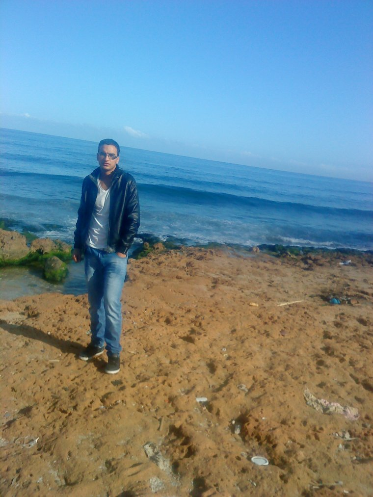 plage de trouville (Oran).
