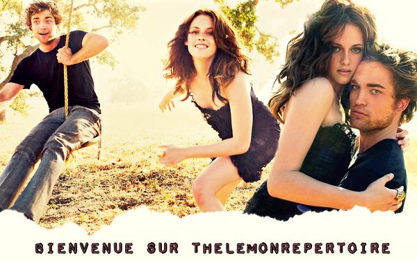 Bienvenue sur TheLemonRepertoire