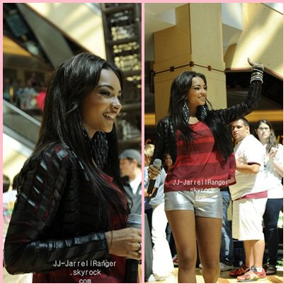 jessica jarrell :  Somerset Collections mall à Troy Michigan *2*