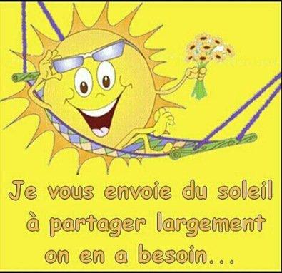 ♥♥♥  ca c'est rafraichi un peut mais revoila un peut de soleil ..oufff vite on en  profite un peut ..je vous souhaite la meme choses a tous ..♥ bisousssss♥♥♥