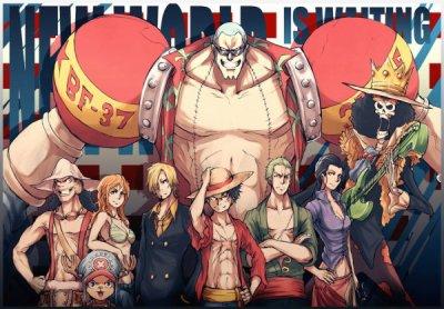 l'équipage Mugiwara