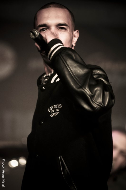 I.SHAM @ GENERATION MAWAZINE 2012