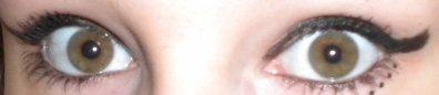 Nos yeux sont le reflet de l'age de notre âme ♥