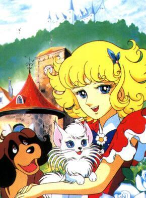 Dessin Anime Lydie Et La Fleur Aux Sept Couleurs Generation80
