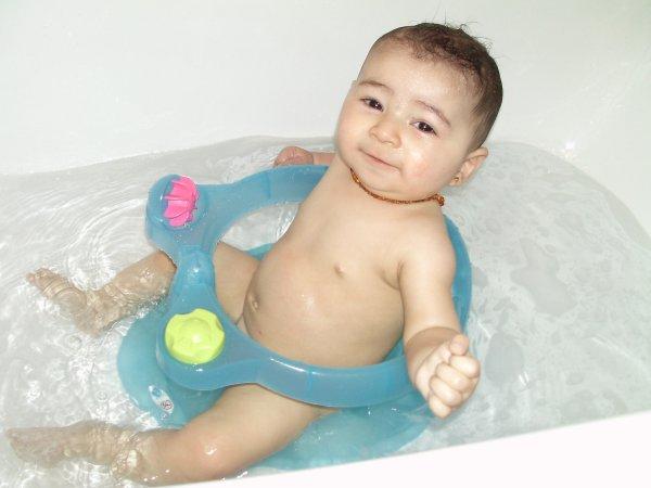 je sui un roi dans mon bain