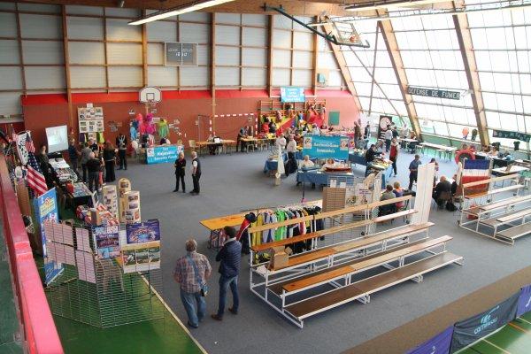 12 septembre 2015 : Forum des associations à Jeumont : photos et vidéo