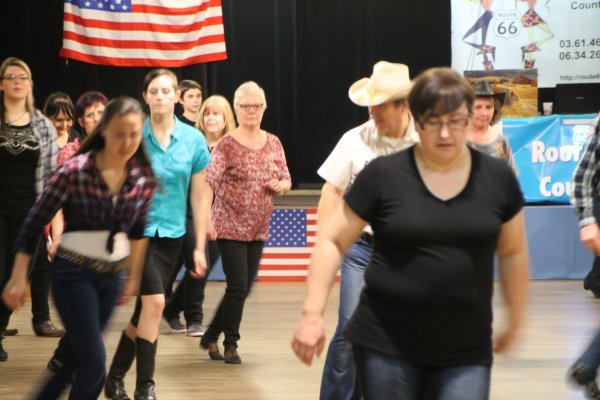 "26 mars 2016 : Bal country & Line dance de ""Route 66"" : photos.5"